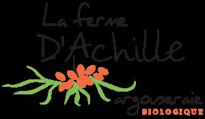 La Ferme d'Achille Logo